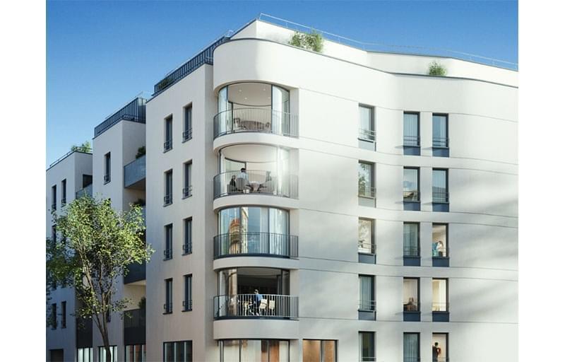 Résidence à Saint Fons Logement intelligent, Espaces verts, Proche Parc de Parilly,