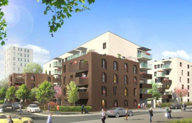 Immobilier neuf Saint Fons