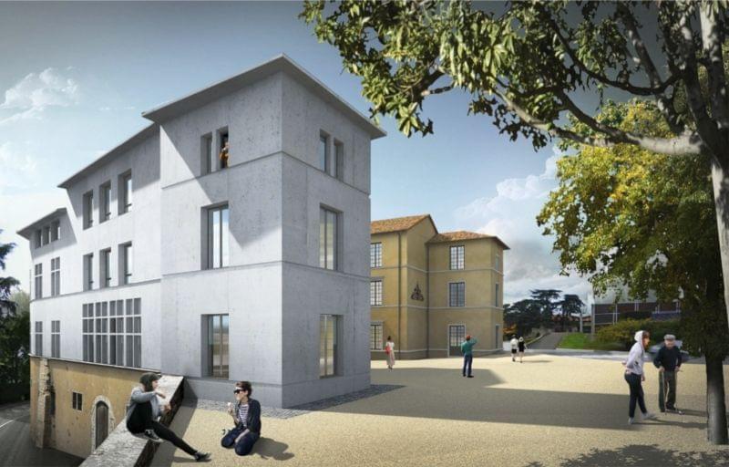 Residence etudiante Saint Genis Laval