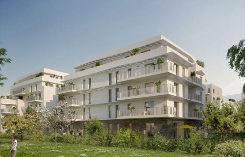 Appartement neuf Saint Priest
