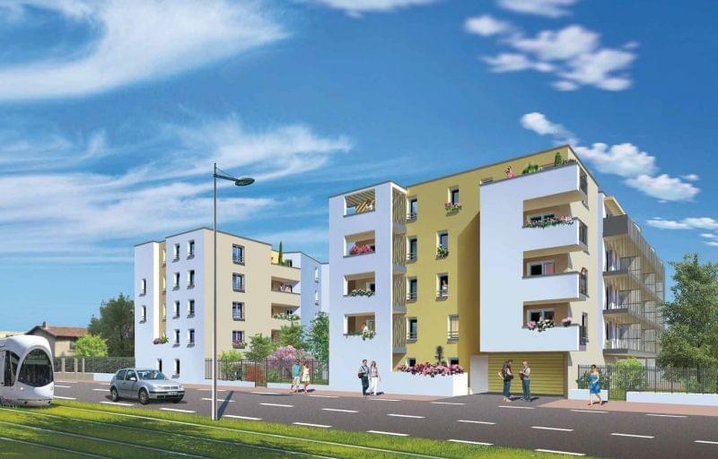 Programme immobilier neuf Saint Priest