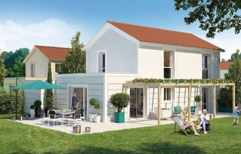 Plus d info sur la résidence Villas de Manissieux à Saint Priest