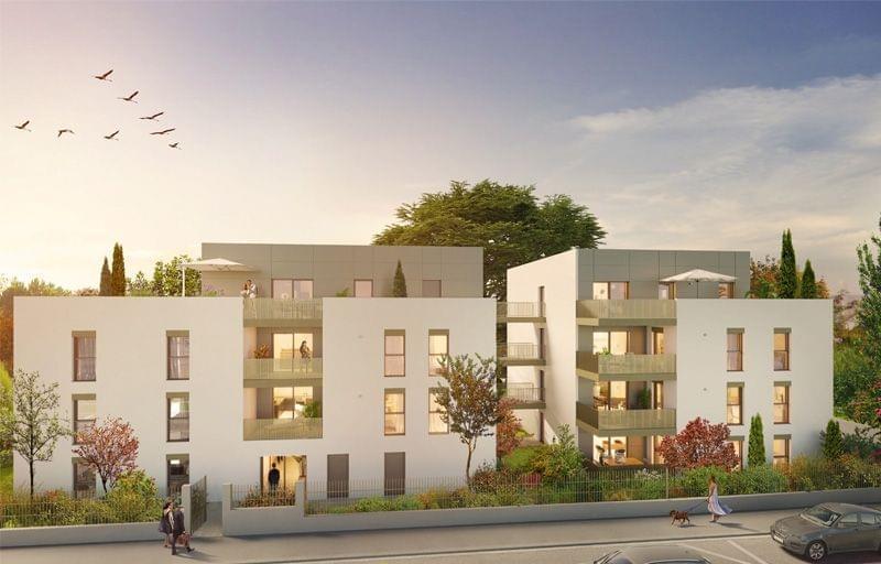 Immobilier neuf Sainte Foy lès Lyon