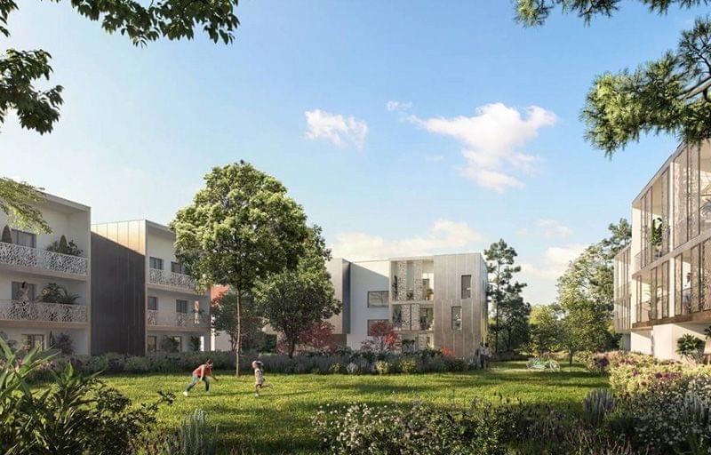 Programme immobilier neuf Tassin la Demi Lune