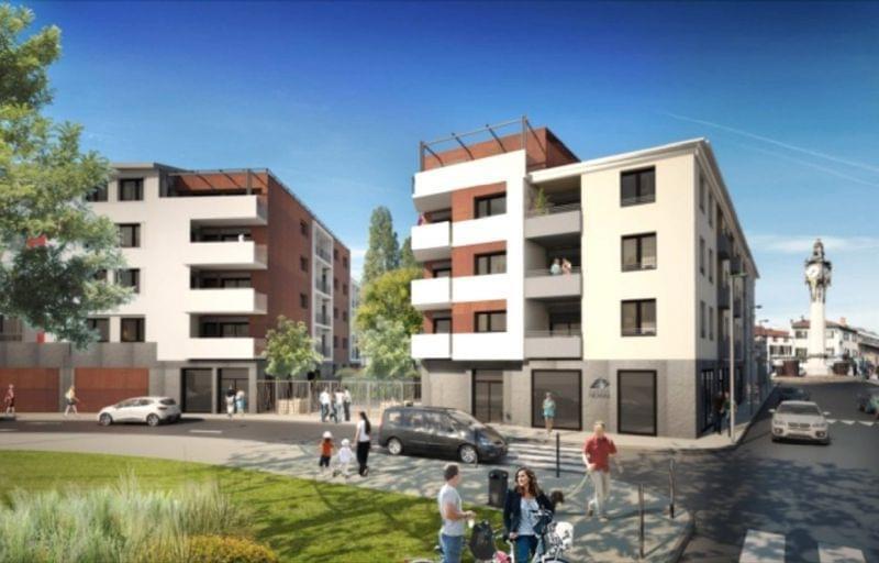 Appartement neuf pour investir en plein centre de Tassin la Demi Lune : Le Seventy, 2 mn de l'horloge