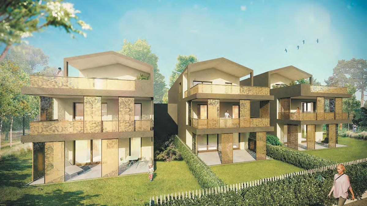 un domaine immobilier neuf de prestige tassin la demi lune 69160 les naturelles. Black Bedroom Furniture Sets. Home Design Ideas