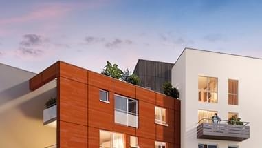 Résidence à Tassin la Demi Lune Position centrale, Architecture élégante et moderne, Parquet dans les chambres,