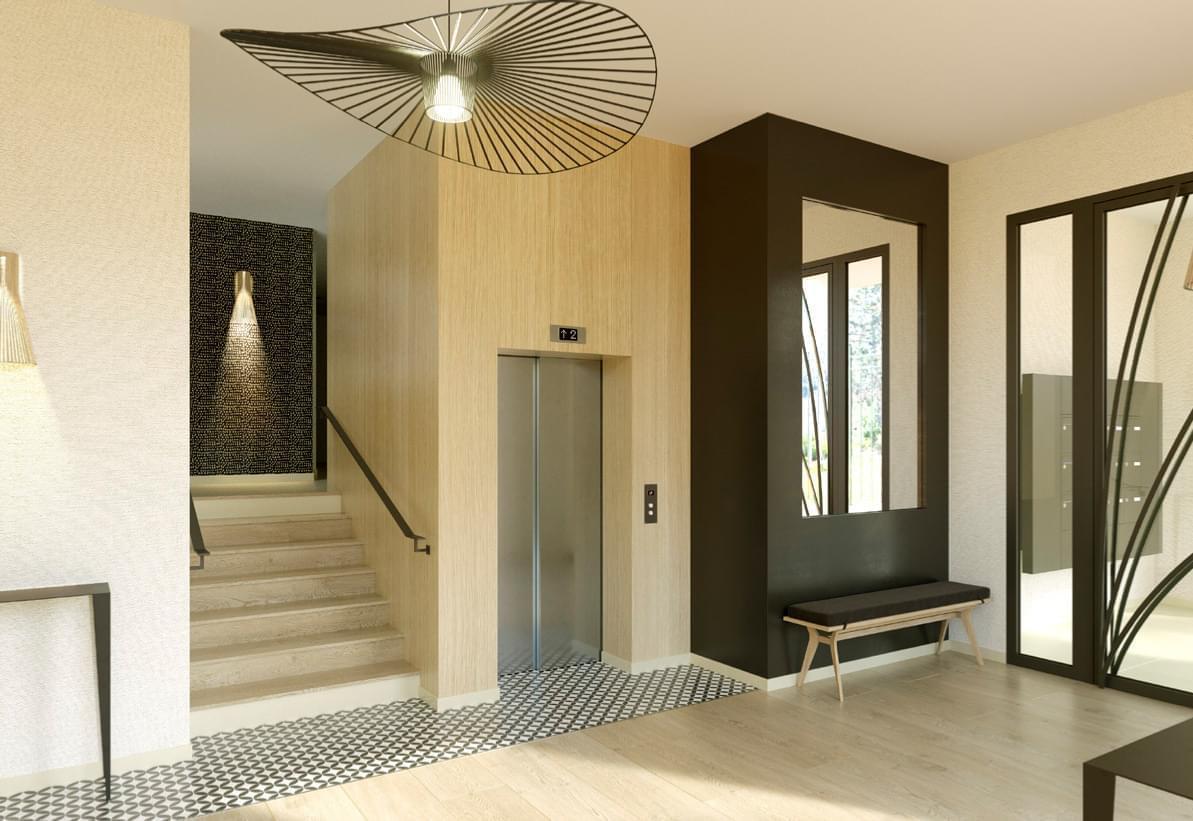 appartement neuf acheter tassin le bourg 69160 tendance du t2 au t4. Black Bedroom Furniture Sets. Home Design Ideas
