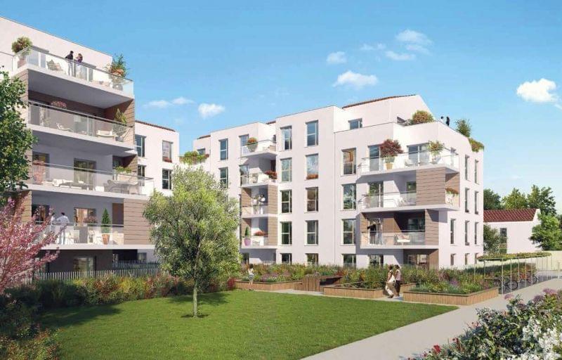 Immobilier neuf Vaulx en Velin