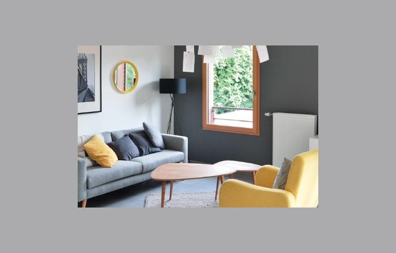 Résidence à Vaulx en Velin Résidence de charme, Proche Centre commercial Carré de Soie, Espace verts avec potager et jardin collectif,