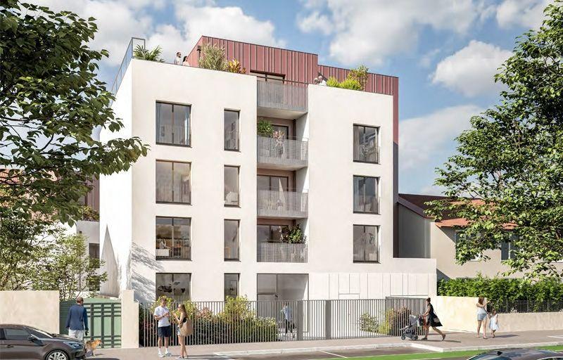 Plus d info sur la résidence Beauvisage à Venissieux