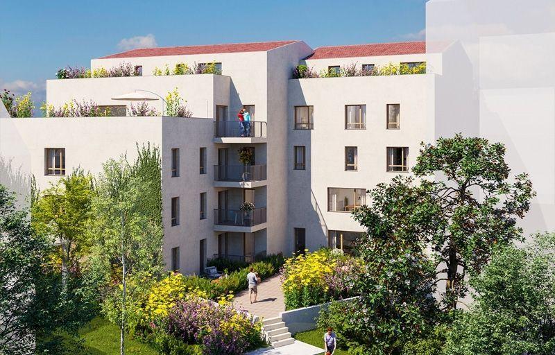 Plus d info sur la résidence En Aparté à Venissieux