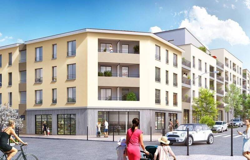 Plus d info sur la résidence Horizon à Venissieux
