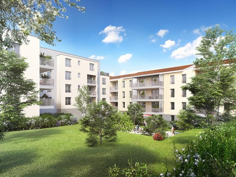 Nouveau ! logement neuf  Prêt à taux zéro (PTZ+) livrable 2022 quartier Proche Centre Ville