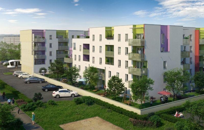 Programme immobilier neuf Venissieux
