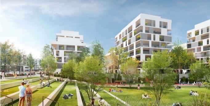 Résidence à Venissieux Nouveau quartier en plein essor, Quartier végétalisé , Toutes les commodités à proximité, ,