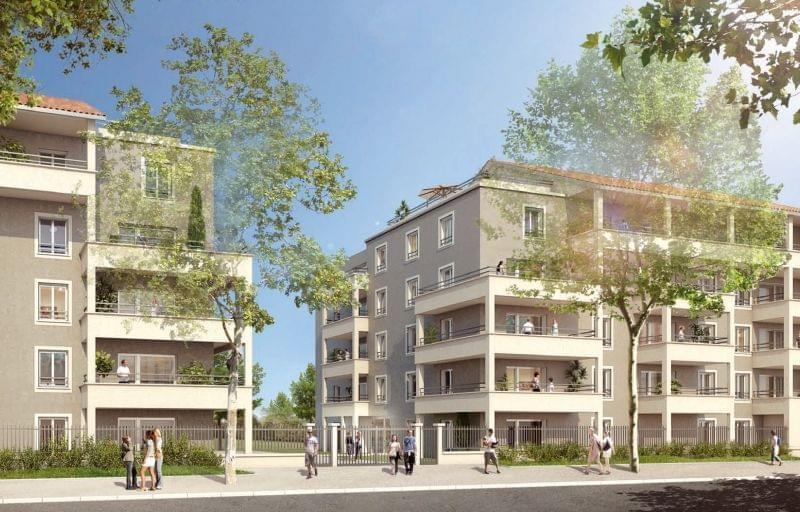 programme neuf lyon parilly les jardins d 39 in s v nissieux. Black Bedroom Furniture Sets. Home Design Ideas