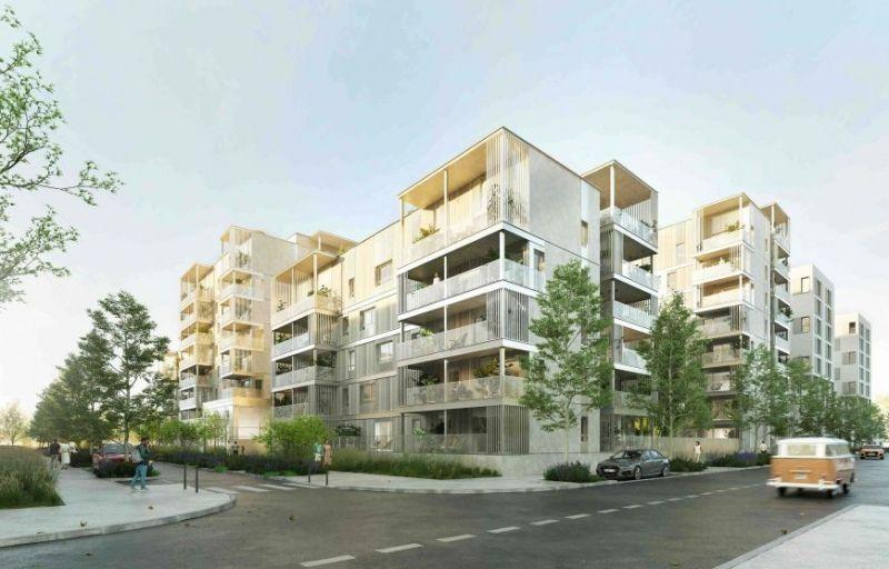 Plus d info sur la résidence Pure-Parilly à Venissieux