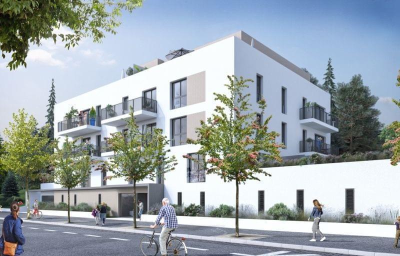 Programme immobilier neuf Venissieux : Villa des Tilleuls - MCA Patrimoine