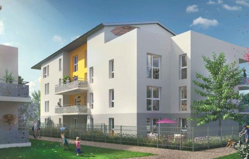 Immobilier neuf Vernaison