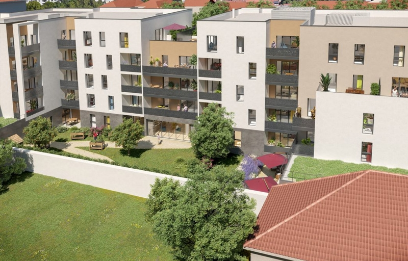 Résidence à Villefranche sur Saône En plein centre-ville, Idéal investisseurs, Loyers garantis,