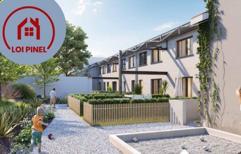 Logement neuf Villefranche sur Saône