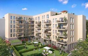 Plus d info sur la résidence Jardin Ampère à Villefranche sur Saône