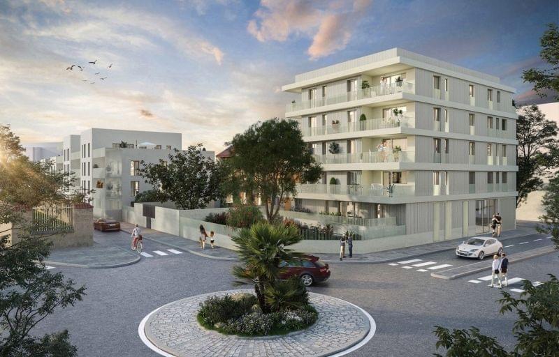 Plus d info sur la résidence Nuance à Villefranche sur Saône