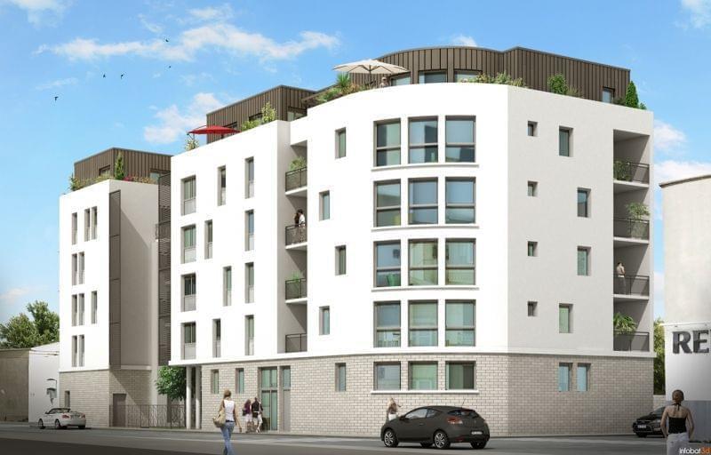 Programme immobilier neuf pour location à Villeurbanne République : Anatol