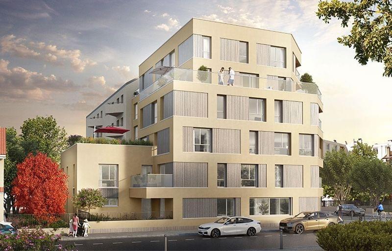 Plus d info sur la résidence Clémenceau à Villeurbanne