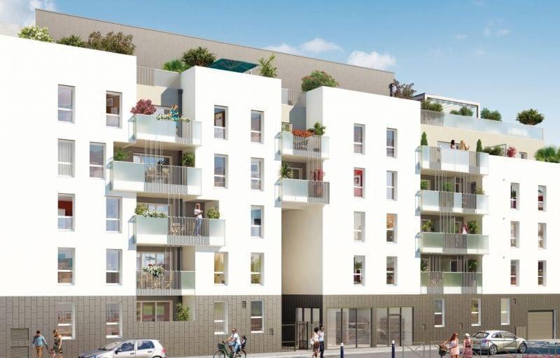 Immobilier neuf Villeurbanne
