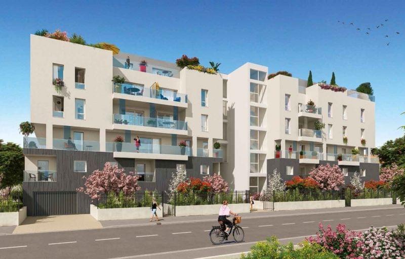 Achat de logement neuf rt 2012 à Villeurbanne : Eleganciel, votre futur éco habitat