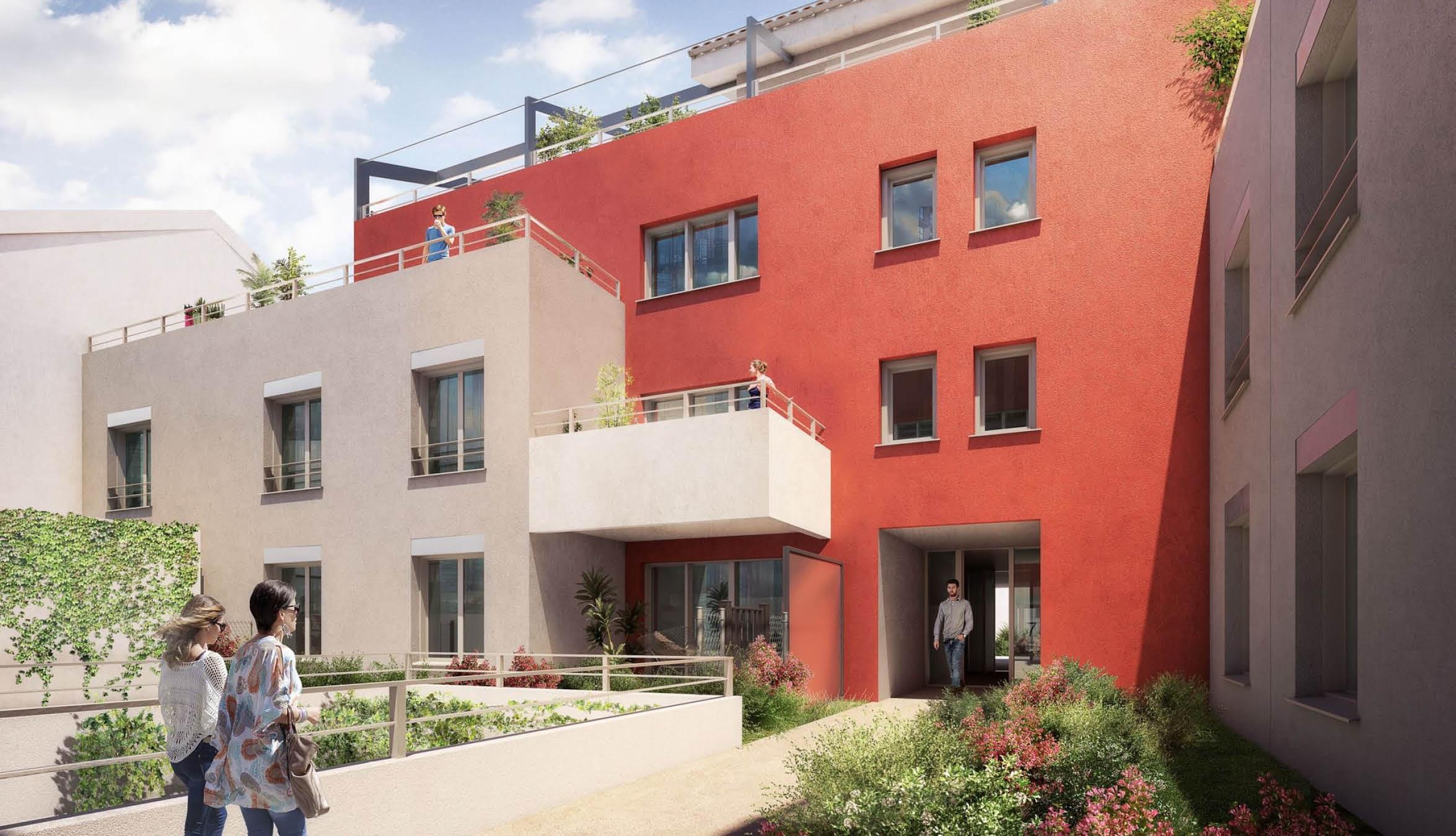 Trouver votre logement neuf villeurbanne eole une for Trouver logement neuf