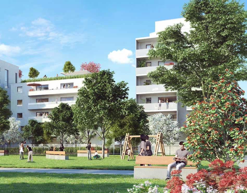 Recherche logement neuf villeurbanne evidence for Programme logement neuf