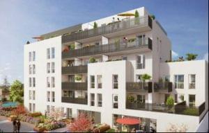 Appartement neuf Villeurbanne
