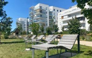 Plus d info sur la résidence Partition à Villeurbanne