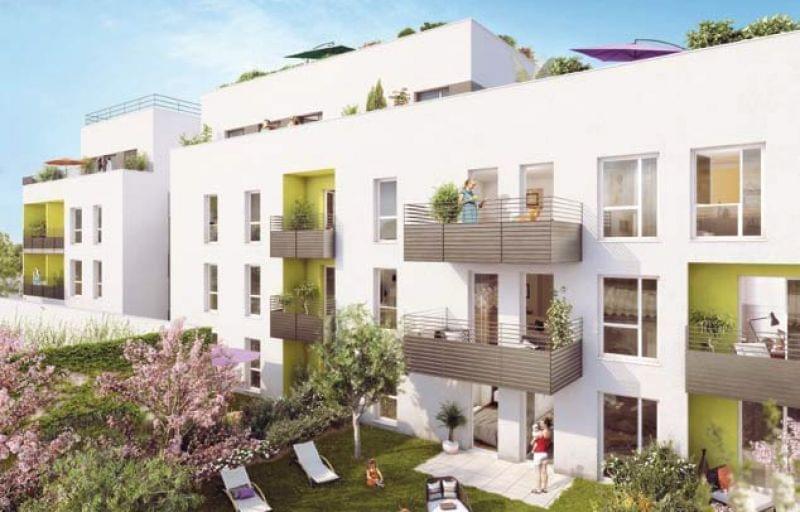 Recherche un logement neuf avec bon emplacement à Villeurbanne métro République, T1 T2 T3 T4 (69100) : So République