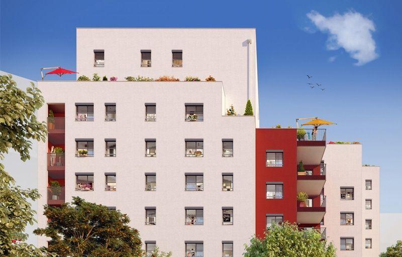 Plus d info sur la résidence Square Verde à Villeurbanne