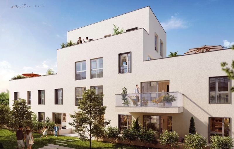 Devenir propriétaire dans l'immobilier neuf à Villeurbanne Perralière, programme VoltR