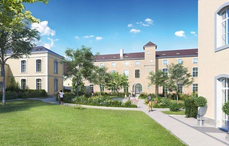 Programme immobilier neuf Chalon-sur-Saône