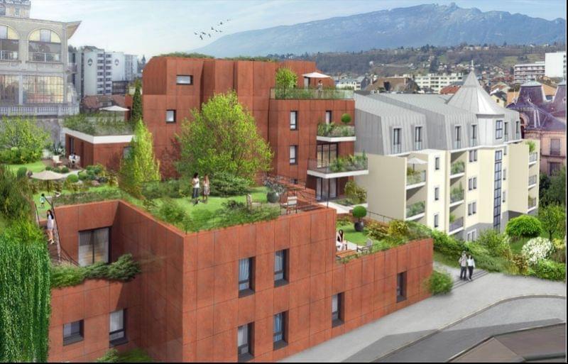 Plus d info sur la résidence Paris Kyoto Babylone à Aix les Bains
