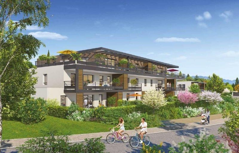 Programme immobilier neuf Brison-Saint-Innocent