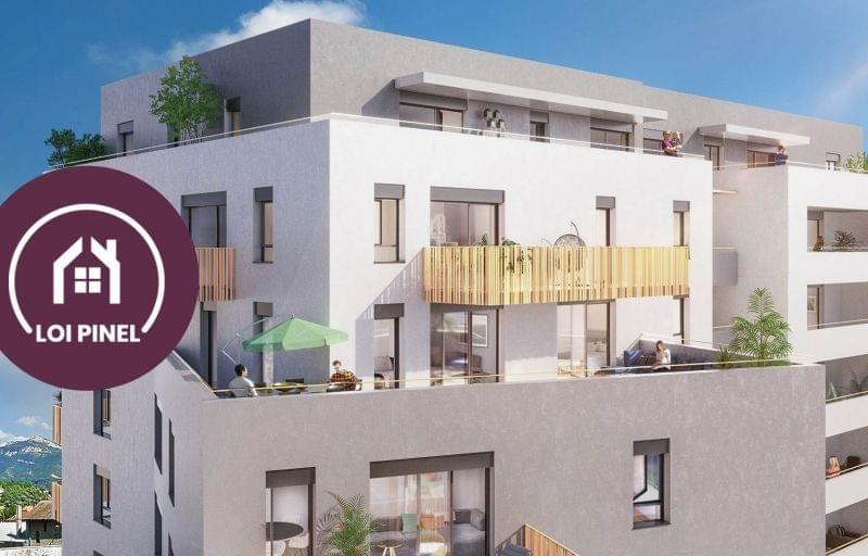 Programme immobilier neuf Chambéry