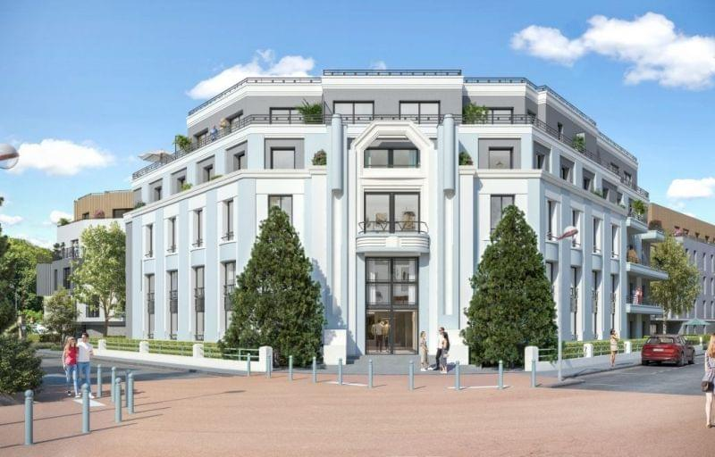 Plus d info sur la résidence Héritage à Chambéry