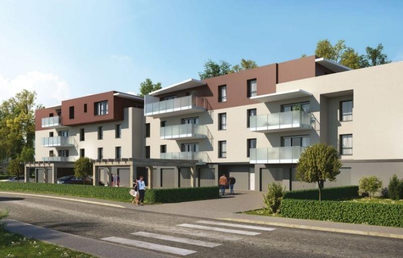 Programme immobilier neuf Gilly-sur-Isère