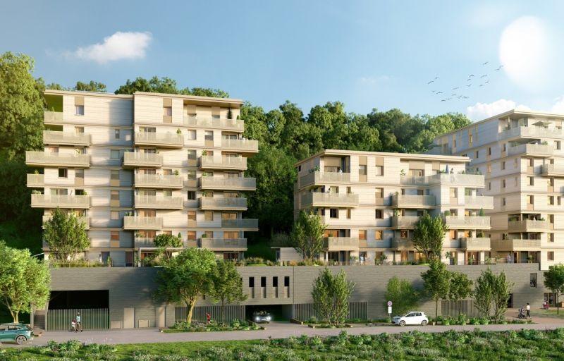 Appartement neuf La Motte-Servolex