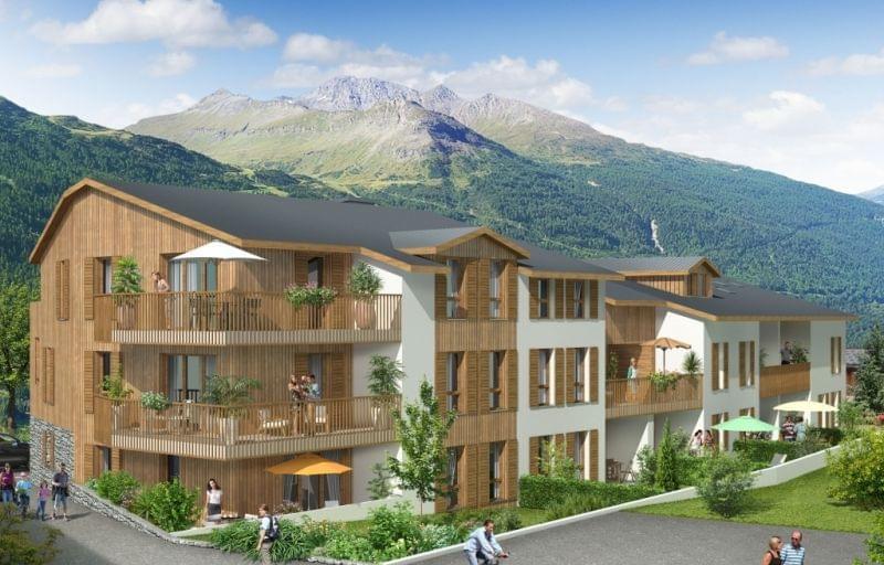 Residence Montagne Lanslevillard