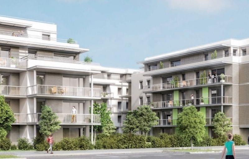 Programme immobilier neuf Saint-Alban-Leysse