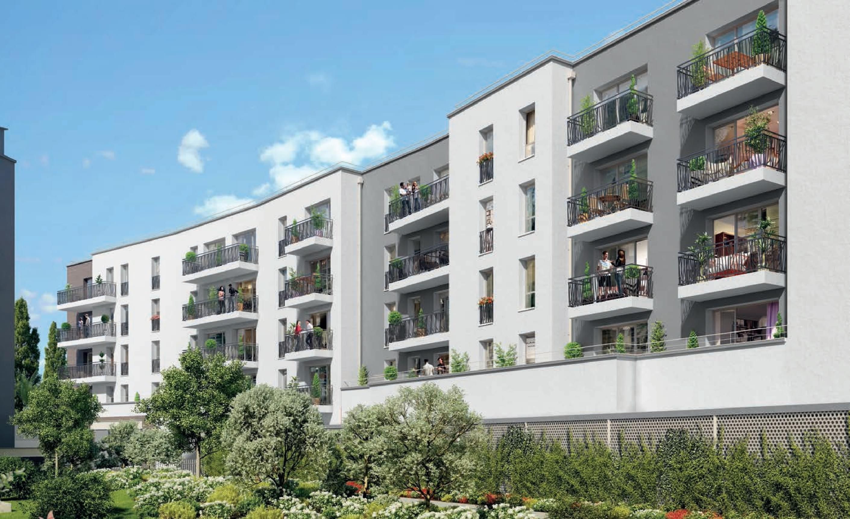 immobilier neuf bailly