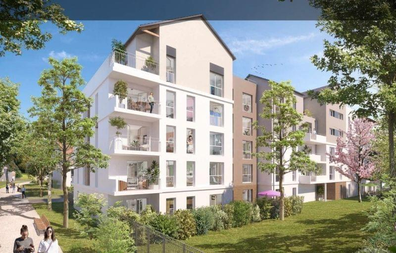 Programme immobilier neuf Melun